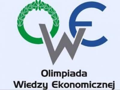 XXXIII Olimpiada Wiedzy Ekonomicznej